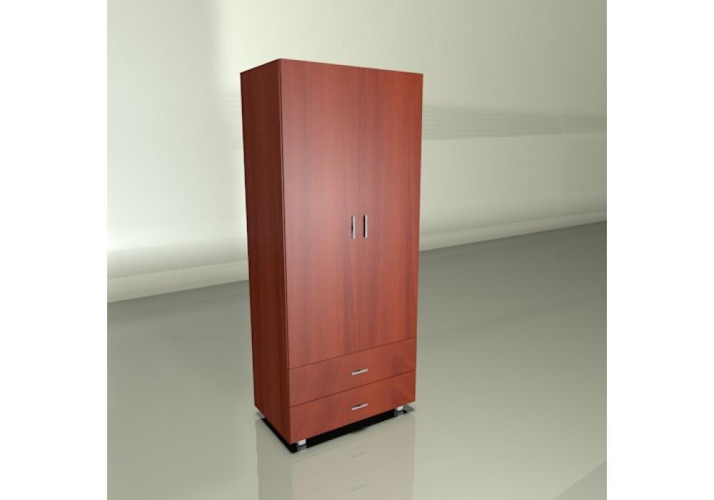 Шкаф цвета шамони