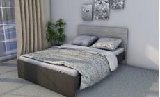 Кровать 1,4 Гамма МДФ