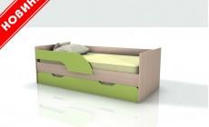 Кровать Дуэт Лайм