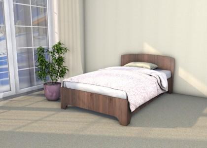 Кровать 1,2 Феникс Ф