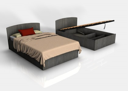 Кровать 1,2 Феникс (лифт)