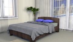 Кровать 1,4 Феникс Ф