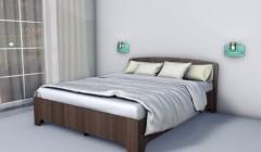 Кровать 1,6 Феникс Ф