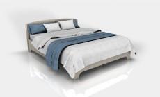 Кровать 1,6 Феникс Ф (Фрезерованная)