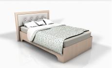 Кровать 1,2 Леон М (Основание)