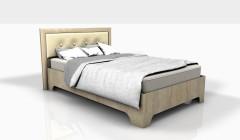Кровать 1,2 Леон М