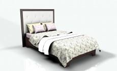 Кровать 1,2 Леон М Люкс (основание)