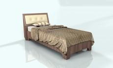 Кровать 0,9 Версаль Ф (Фрезерованная)
