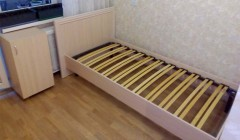 """Кровать 0,9 """"Леон"""" (основание)"""