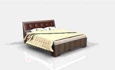 Кровать 1,6 Версаль Ф  (Фрезерованная)