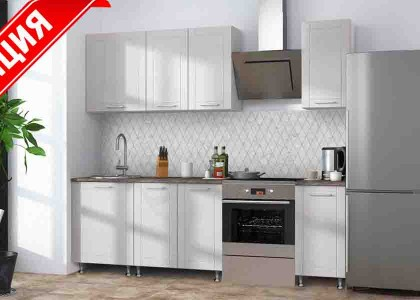 """Кухня модульная """"Олимпия"""" 1,7м"""