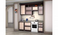 Кухня Афина 2,0 м. рамочные