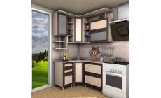 Кухня Александрия 1,2 * 1,5 м. рамочные