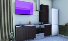 Кухня Амелия 1,6 м. рамочные + МДФ