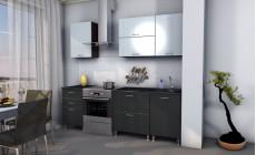 Кухня Мишель 1,7 м. МДФ