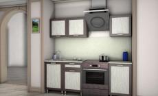 Кухня Венера 1,5 м. рамочные