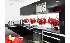 Кухня фасады с фотопечатью