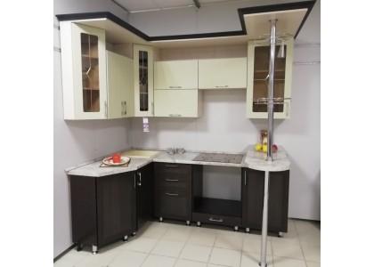 Кухня угловая с барной стойкой (Тольятти)