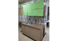 Кухня 1,5м МДФ (Новокуйбышевск)