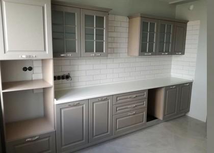 Кухня МДФ Неоклассика