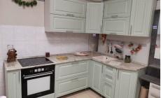 Кухня угловая МДФ Неоклассика (Тольятти)
