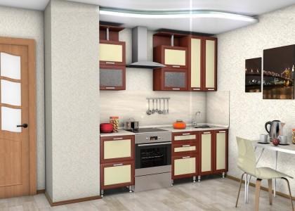Кухня Сицилия 1,6 м. рамочные