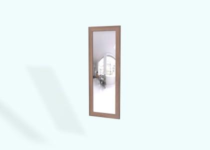 Прихожая София щит с зеркалом 40