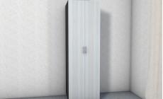 Шкаф платяной от стенки Барселона ЛДСП