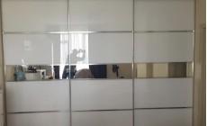 Шкаф-купе Лакобель+Зеркало