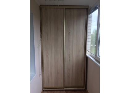 Шкаф-купе на балкон