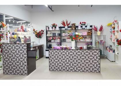 Торговое оборудование (Салон Цветы)