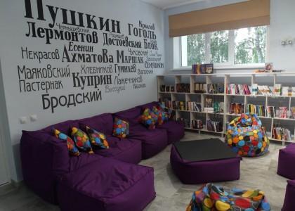 Стеллажи в библиотеку
