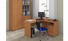 Компьютерный стол + Стеллаж