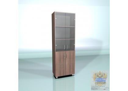 Стеллаж высокий со стеклом 600  (СВС-60)